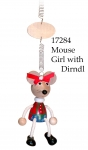 Mouse with Dirdl Bouncie