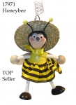 Honey Bee in Dress Bouncie