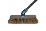Swiss Move Broom Smokey with handle Ebnat Nessentials