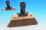 UX Broom horse hair 14 cm with handle