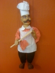 Chef Marionette Wood