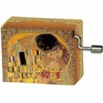 Hand Crank Musik Box Fridolin Rigoletto La Donna E Mobile Verdi