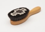 Baby Hair Brush Goat's Hair 3 colors, Hand Made in Germany