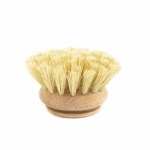 replacement dish brush plant fiber Redecker