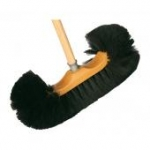 Dusting Broom Vienna Style Horsehair All Natural Made in Germany Nessentials Sarasota