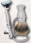 Shaving Set 3, Chrome