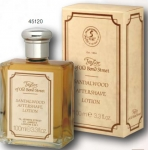 Sandalwood After Shave Lotion, 1oo ml bottle.