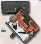 Travel Shaving & Manicure Set