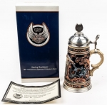 Harley Davidson 105th Anniversary Signature Collectors Stein