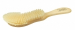 Cushion Brush Pure Soft Boar's Bristles
