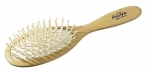 Beechwood Head Massage Brush large