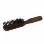 Thermowood Hair Brush Boars Bristles medium