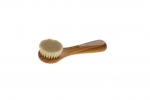 All Natural Face Massage Brush Goats Hair