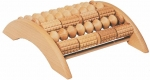 Wooden Massage Roller 2 Feet Beechwood
