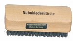 Nubuk Leather Brush