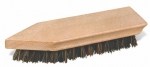 Shoe Cleaning Brush 2 natural fibers
