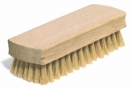 Shoe Shine Brush 1 light horsehair