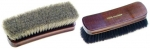 Shoe Shining Brush Horse Hair large