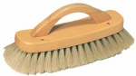 Shoe Shining Brush Luxury Horsehair light