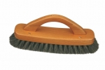 Shoe Shining Brush Luxury Yak black